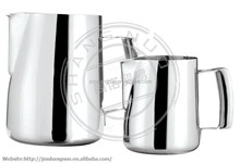 Mirror Polish Water pot with tube handle