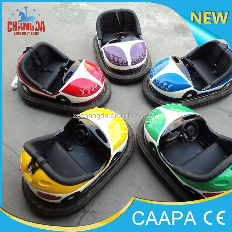 Battery powered kids bumper car hot sale in South America