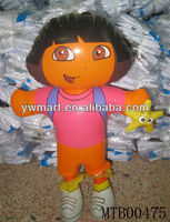 Dora inflatable toys girls
