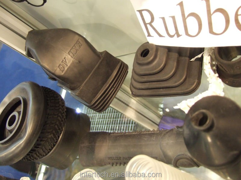 Rubber compression mouds Medical components