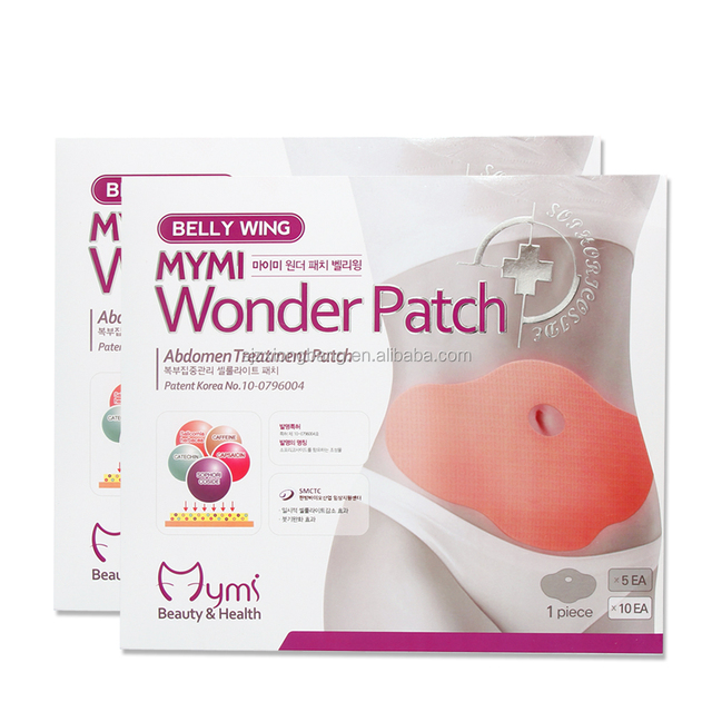 Chinese Supplier Korea Slimming Patch