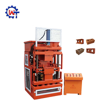 WT1-10 automatic cheap used clay soil brick making machine/ block making machine price for sale Kenya