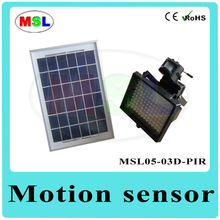 5W 108LED Solar Shed Lighting Kit With PIR Motion Sensor