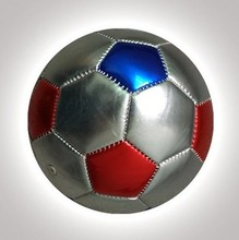 training soccer ball on string