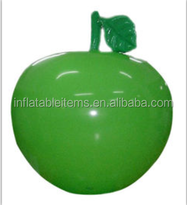 Giant PVC Inflatable Apple For Promotion ,Inflatable Fruit