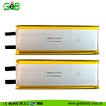 GEB8043125 3.7v 6000mAh lithium battery for RC airplane
