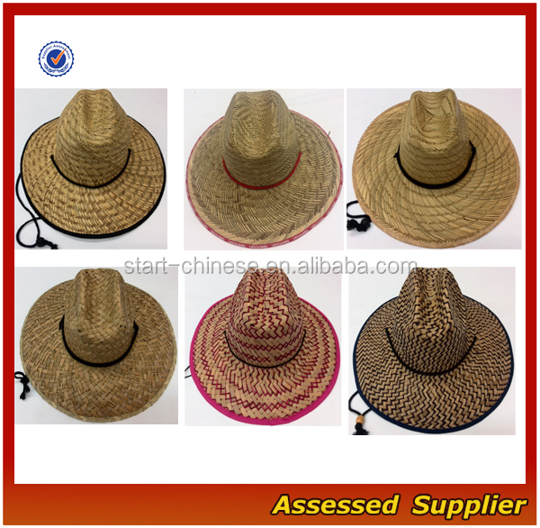 PYX-27/Australia brands straw hat /custom surf outdoor straw hat summer