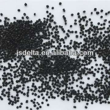 Flame retardant PVC jacket compound raw plastic pellets