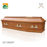 AT UK007 Luxury Marble Coffin Casket