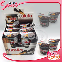 Sweet Zone High Quality Biscuit Cup Chocolate Jam
