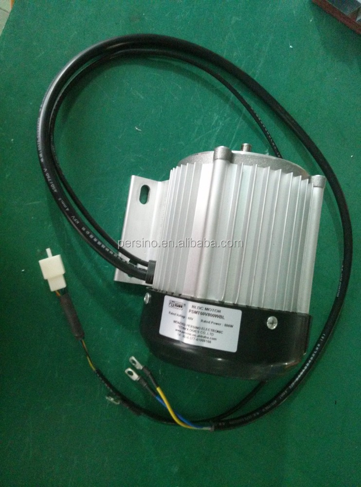 hot selling customized multi-application 60v 750w brushless dc motor no gear box