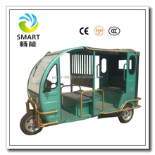 Hot sale for Indian market rickshaw 3 wheel passengers tricycle CN1000ZK-010