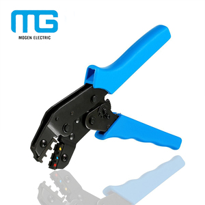 Hand crimping insulated connectors tools manual terminal electrical wire crimping tool
