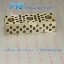 copper carbon graphite plates, oilless brass bearing, dg 05 dry slide bronze wear plates
