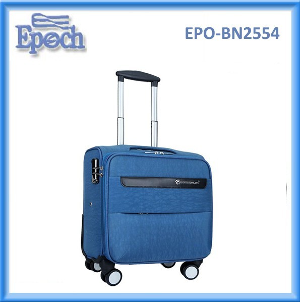 Top sale light weight trolley bag for travelling with high quality