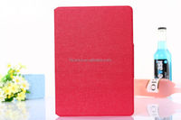 Kickstand cover for iPad Air 2 pu leather case/Luxury high-class smart cover for ipad air 2 case
