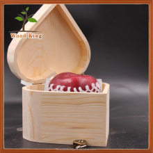 Christmas New Natural Lumber On Christmas Eve Ping An Fruit Decorative Wooden Christmas Gift Box