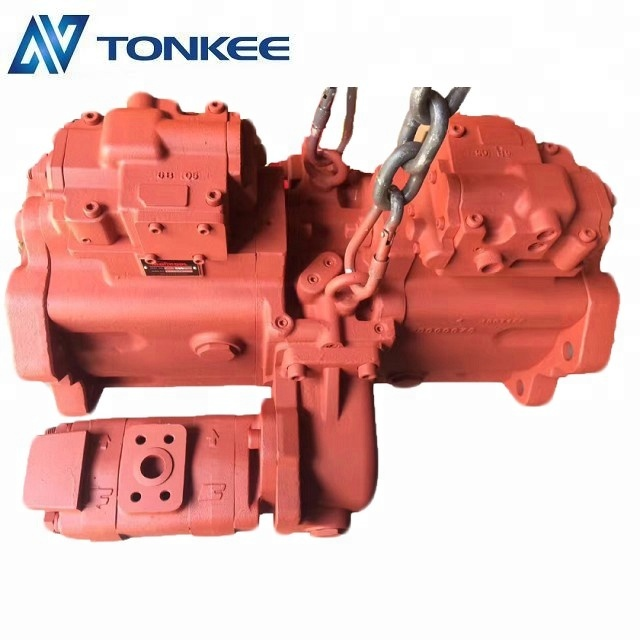 EC360 EC360B  EC360BLC PISTON PUMP ASSY VOE14566659 14566659 Hydraulic main pump with 2 stage gear pump for volvo