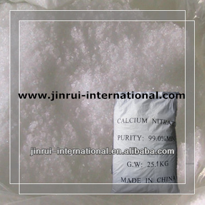 Calcium Nitrate inorganic fertilizer price