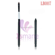 Professional Make Up Tool Portable Retractable Cosmetic Lipstick Gloss Lip Brush