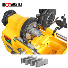 "Hongli Metal pipe threading machine 1/2"" to 2"" Rex Type Threading Machine"
