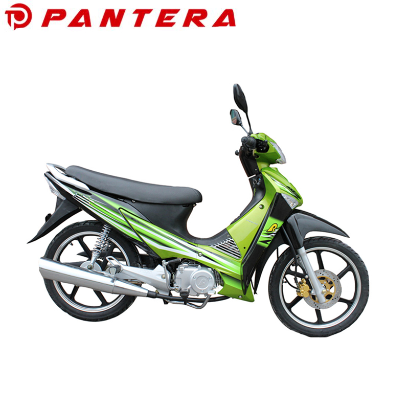 Cheap Price Four Stroke Motorbike Gasoline 110cc Cub Motorcycle