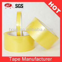 Yellowwish Clear Tape South Korea Market