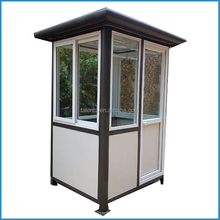 Hot sale container house, portable sentry house, guard house design