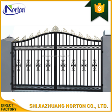 China manufacturer security benefits iron gates for sale NT--WIA110