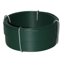 10 gauge plastic pvc coated wire for hanger