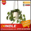 Kindle 2014 New polychrome Decorative looking factory metal hanging plant stands