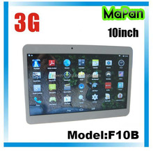 MaPan F10B 3G 3G tablet pc 10inch cheap dual core, 10 inch touch screen mini pc, android 10 inch 3G sim tablet