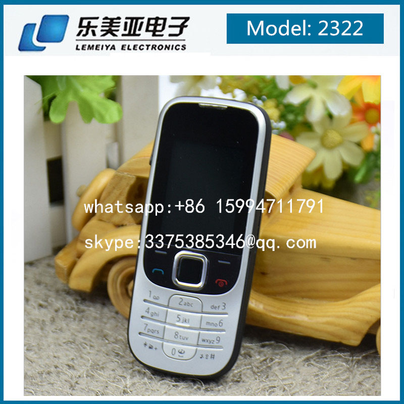 Wholesaler Promotion set Mobile phone with battery bl 5c Original Logo For Nokai 2322 105 3310 1050 6300