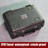 TRICASES WATERPROOF DURABLE CARRYING HARD PP PLASTIC TOOL CASE WITH FOAMS