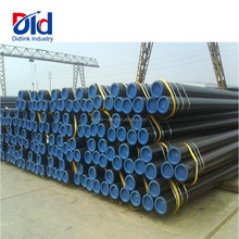 Bending Machine Used Black Large Diameter Corrugated Price Erw Stainless 24 Inch Seamless Steel Pipe
