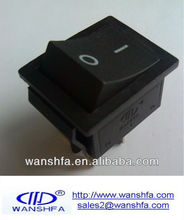 4pins DPST 16A 250V rocker switch