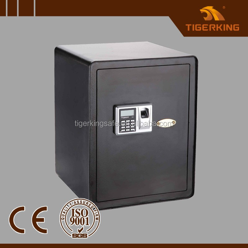 high quality electronic fingerprint safe box with digital lock