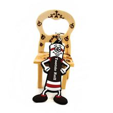 Factory Supply Trendy Style Promotional Cheap Pvc Keychain From Manufacturer