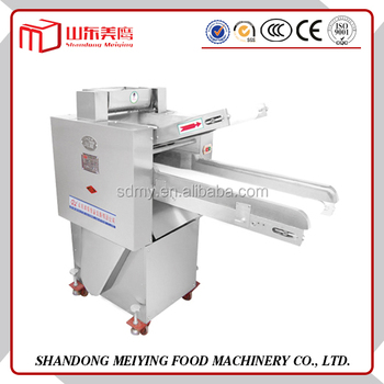 Trade assurance CE automatic stainless steel bakery machine good price 8-25mm thickness MEIYING YMZD hot sale dough sheeter