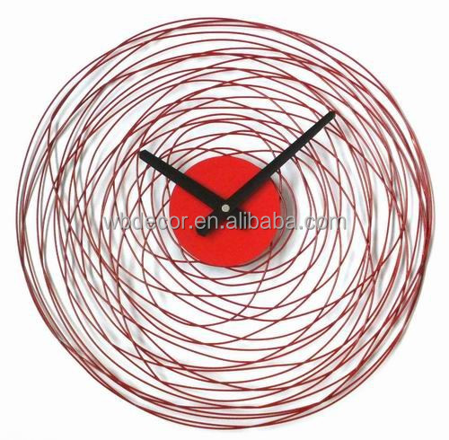 "13"" Decorative Wall Clock"