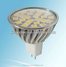 Ebay best seller led light MR16 GU5.3 dimmable led spot light 3w 5w 7w made in china