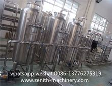 Water Ot Carbonated Drinks For Glass Bottle Opp Labeling Filling Machine