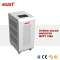 Three phase inverter price factory direct dc to ac low frequency power inverter 9kw 12kw
