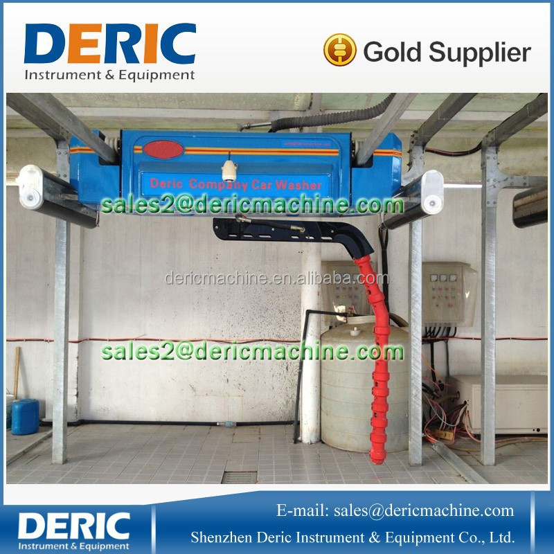Tunnel Carwash Equipment with Rotary Arm