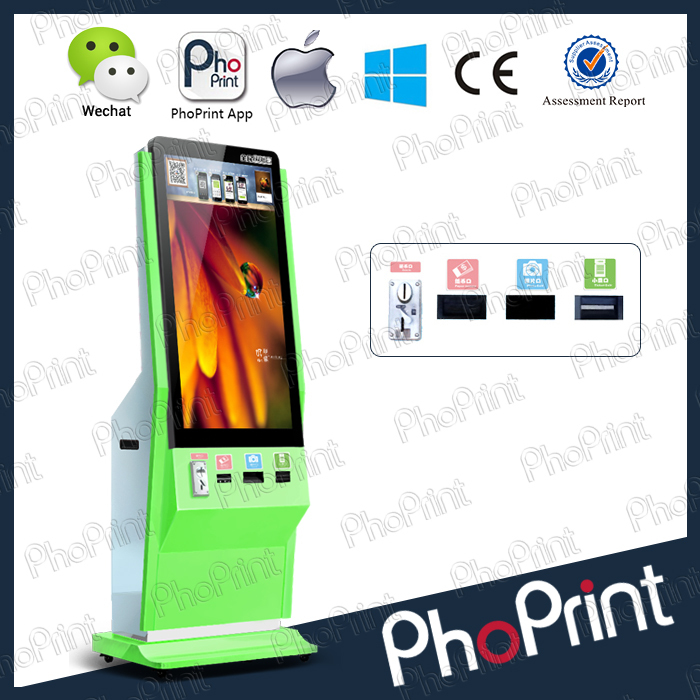Hot Wechat photo printing machine photo advertising good promotional product for company marketing/ bar/party/wedding events OEM