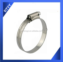 Factory supply fire sprinkler flexible hose with stainless steel british type hose clamp