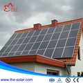 5kw off-grid solar energy system for home /hotel use