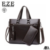 New style men's handbag for spring and summer season men's hand caught bag