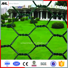 Factory High Quality Galvanized And PVC Coated Hexagonal Wire Netting Hexagonal Wire Mesh For Fence Mesh
