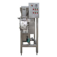 Cheese molding machine